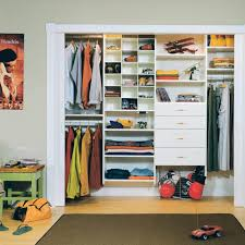 our closet experts will assist you on designing the perfect closet space for organizing