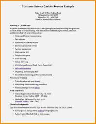Resume Customer Service Skills List Sonicajuegos Com