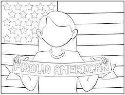 Small Picture July 4th Coloring Pages TodaysMama