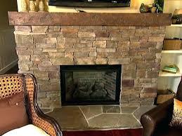 replace brick fireplace brick stone fireplace replace brick fireplace with stone veneer cost to replace brick