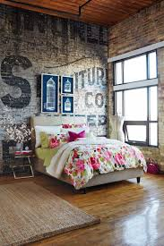brick wall bedroom. 19 Stunning Interior Brick Wall Ideas Decorate With Exposed Bedroom O