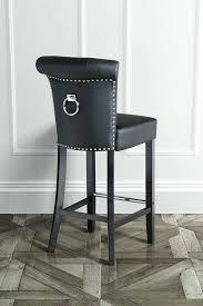 black leather bar stools australia stool with back ring furniture