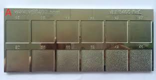 Vdi3400 Mold Texturing Vdi Finish Edm Surface Hz Mold