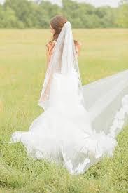 Mon Amour - <b>Beautiful Lace Applique</b> Veil — Blanca Veils
