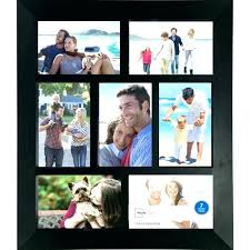 6 picture collage frame frames 5x7 with openings