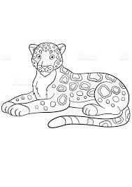 Free jaguar animal coloring pages for toddlers find more coloring pages >realistic jaguar animal coloring pages. Coloring Pages Printable Jaguar Coloring Sheet For Kids