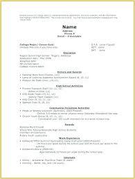 Academic Achievement Resume Achievement Resume Template Achievement Resume Template