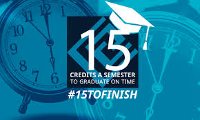 To Finish 15 To Finish Calhoun Community College
