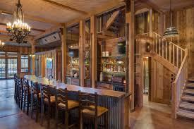 rustic wood bar stools furniture