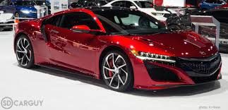 Title: The New Acura NSX Has Big Shoes To Fill! - (2018 San Diego ...