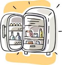 refrigerator clipart png. cute refrigerator clipart png