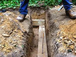 building a timber retaining wall how