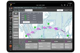 Planet 7x Charts No More Paper Collins Aerospace Brings First Digital