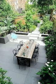 aluminium garden furniture contemporary garden design by based garden designer josh ward garden by josh ward aluminium garden furniture china new design