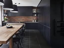 modern black kitchens. Contemporary Modern Modern Black Kitchens Kitchen Ideas Freshome26 Regarding Plan 7 In N