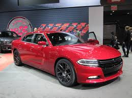 2015 Dodge Charger Debuts At 2014 New York Auto Show: Live Photos