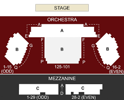 Stage 3 New World Stages New York Ny Seating Chart