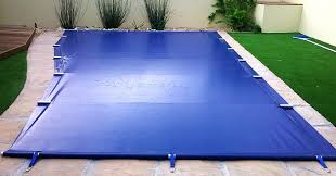 safety pool covers. Unique Covers The PowerPlastics Solid Safety Cover Blue Pool Covers 8 On 0