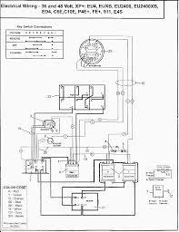 Wiring diagrams 36 volt ez go golf cart diagram club car pleasing within