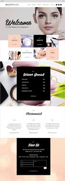 best ideas about website templates salon 15 website templates built in features beauty salon website template