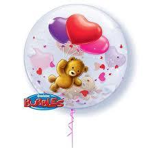 Teddy Bear Floating Balloon
