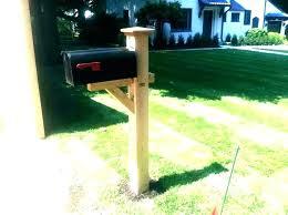 Mailbox Post Repair Kit Ornamental Anchor Kit Sunset Item Is Ideal