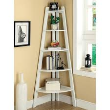 Furniture of America Kiki 5-tier Corner Ladder Display Bookcase - Free  Shipping Today - Overstock.com - 15150510