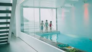indoor pool with slide home. Indoor Pool With Slide Home C
