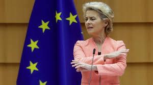 The latest tweets from @vonderleyen Von Der Leyen European Values Are Not For Sale Euractiv Com