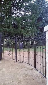 metal fence gate. #0838 #0837 Metal Fence Gate