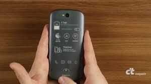 Yotaphone 2: Das Smartphone mit zwei Seiten | heise Video