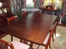 Retro Dining Room Table Retro Dining Room Sets Vintage Mahogany Dining Room Set Mahogany