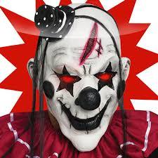 scary clown makeup dress up