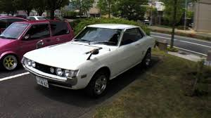 Classic Toyota Celica GT & ST - YouTube