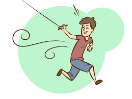 how to make an easy kite pictures wikihow fly a kite