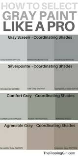 most popular shades of gray paint