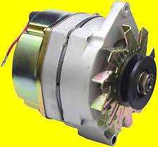 marine alternator inboard engines components new delco marine alternator omc volvo 63 amp 3 wire 982364