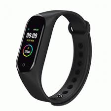 $9.49 For <b>Bakeey M4V</b> Smart Watch | CouponBG.com