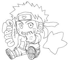 Small Picture Naruto Coloring Pages COLORING PAGES FOR FREE Pinterest Naruto