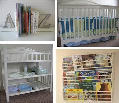 gorgeous image of baby nursery room