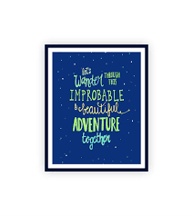 Wander Quotes Unique Wander Quote Print Quotes About Life Quotes About Love Etsy