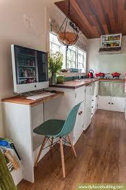 tiny house home office
