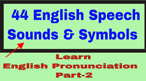 And there you have it! 44 English Speech Sounds And Symbols How To Pronounce Correctly In English Part 2 Youtube