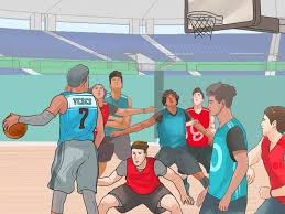 how to play basketball pictures wikihow