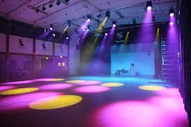 a c special projects provides auditorium led lighting solution for kennet school