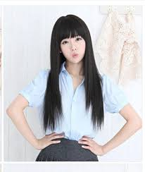Korean Girl Hair Style korean girl straight hair hairstyle picture magz 3441 by wearticles.com