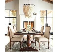 wood bead chandelier indoor outdoor wood bead chandelier pottery barn what do you think of this wood bead chandelier