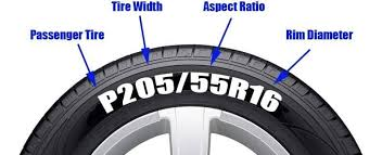 Chevy Wheel Size Chart Tire Size Lookup Laclede Chain