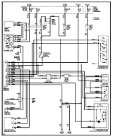 radio wiring diagram 97 toyota avalon radio wiring diagrams