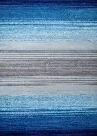 blue contemporary area rugs orange and